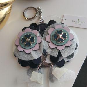 Kate Spade Owl Bag Charm